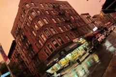 Rainy Night in SoHo